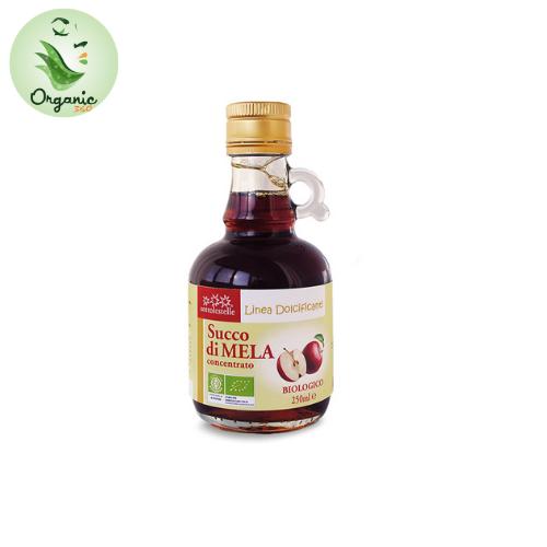 Nước Đường Táo Ý Hữu Cơ Sottolestelle Concentrated Apple Juice 250ml