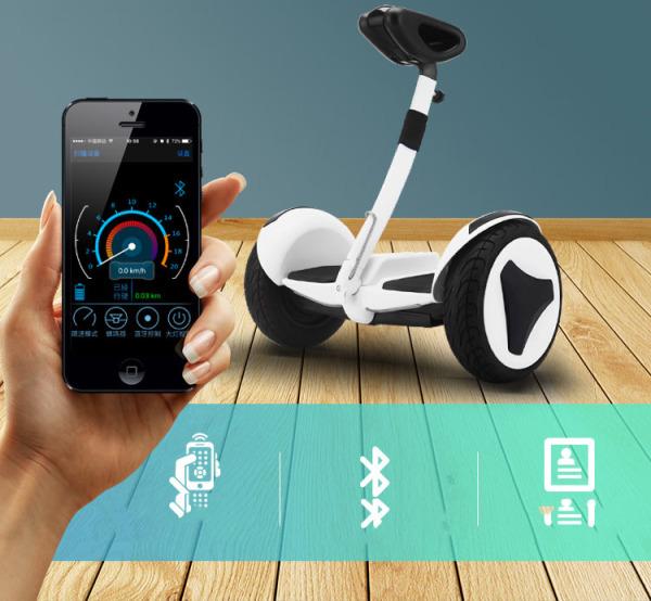 Giá bán Xe Điện Cân Bằng Anspeed A13 - XE ĐIỆN THĂNG BẰNG THÔNG MINH - Kết Nối Bluetooth, đèn led, tay xách thuận tiện