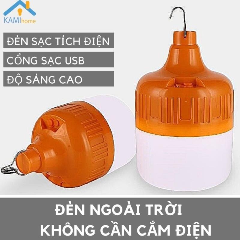 Bóng Bulb Công suất 40W sử dụng pin tiêu chuẩn 18650 |TuanSu Shop|