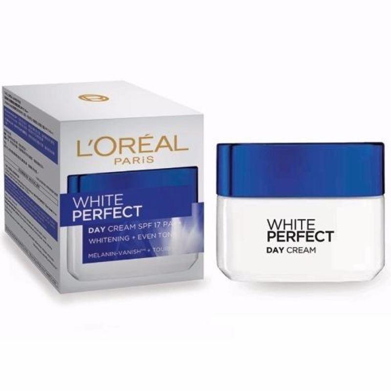 Kem Dưỡng ban ngày  Loreal White Perfect nhập khẩu