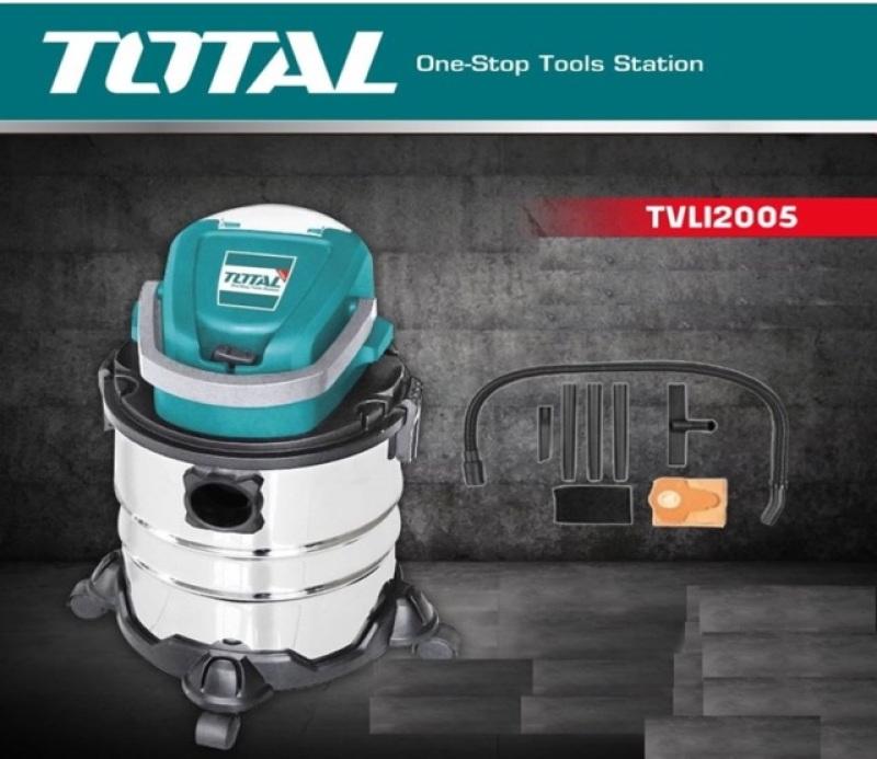 Tvli2005 Máy Hút Thổi Bụi Dùng Pin 20V Total (Sản Phẩm Chưa Bao Gồm Pin Xạc)