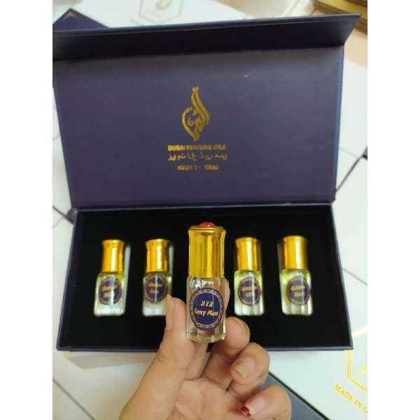 [CHÍNH HÃNG, THƠM LÂU] Sét tinh dầu nước hoa Dubai nam và nữ MẠNH MẼ, QUYẾN RŨ