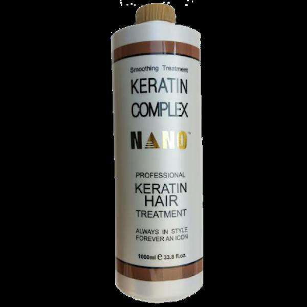 [TEM CHÍNH HÃNG] Hấp ủ phục hồi tóc Keratin Complex Nano 1000ML CÓ THỂ TỰ HẤP TẠI NHÀ