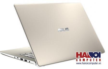 "Laptop Asus S430FA-EB043T i5 8265U/4GB/256GB SSD/14"" FHD/Win10/Vàng"