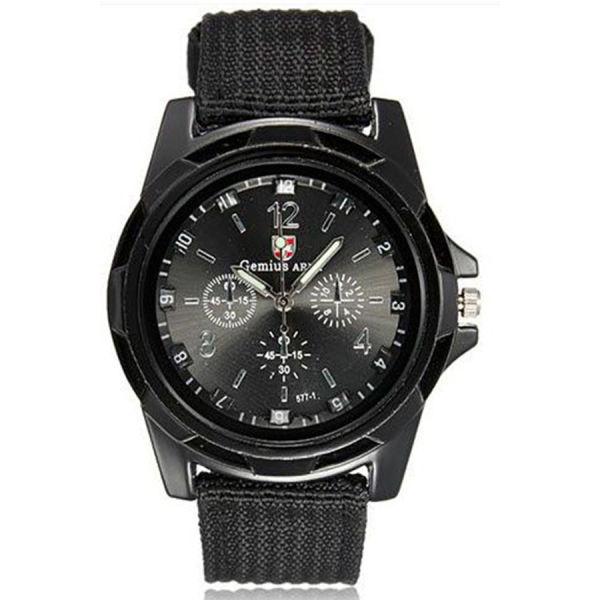 Đồng hồ nam dây dù Army AM0KN1