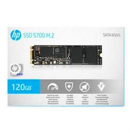 Giá Ổ Cứng SSD HP S700 M.2 120GB