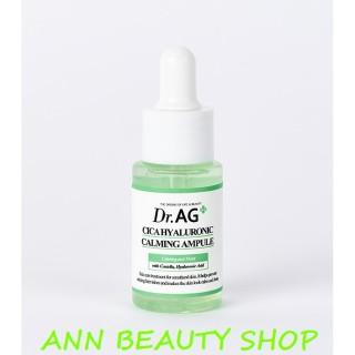 Tinh chất rau má DR.AG+ Cica hyaluronic calming Ampule 25ml thumbnail