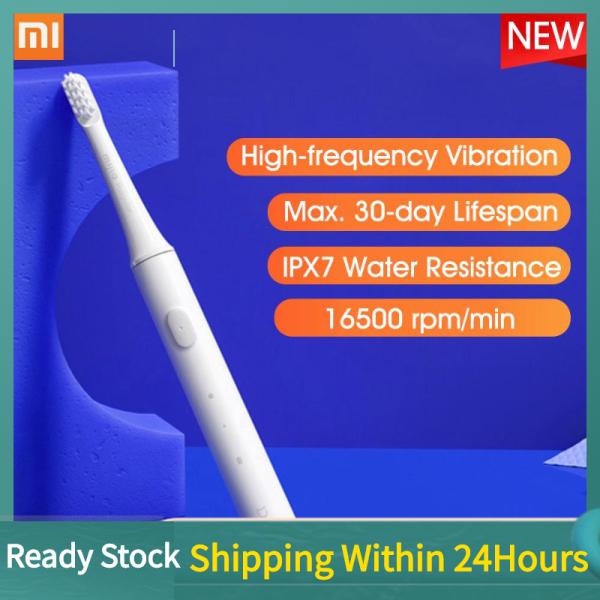 Bảng giá Bàn Chải Đánh Răng Điện Xiaomi Mijia T100 Sonic, Bàn Chải Đánh Răng Tự Động Siêu Âm Cho Người Lớn, Có Thể Sạc USB, Không Thấm Nước, Có 1 Đầu Bàn Chải Đánh Răng Điện máy Pico
