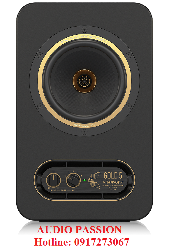 Loa Tích Hợp Ampli Tannoy Monitor Gold 5
