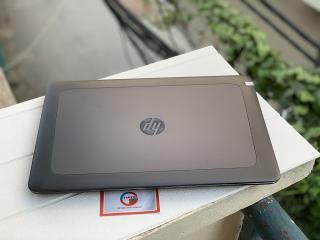 khủng đồ họa và game - HP Zbook 15 G3 core i7 6820hq, 8g, ssd256g,vga M1000M, vga m2000m, màn 15.6 fhd, dòng laptop đồ họa cao cấp thumbnail