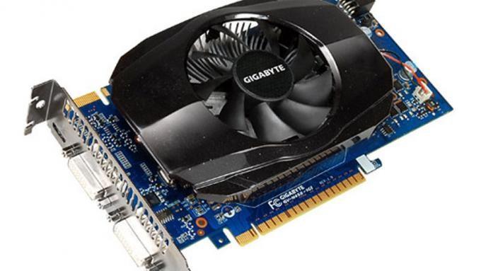 Giá VGA GIGABYTE N450 1G D5 CŨ