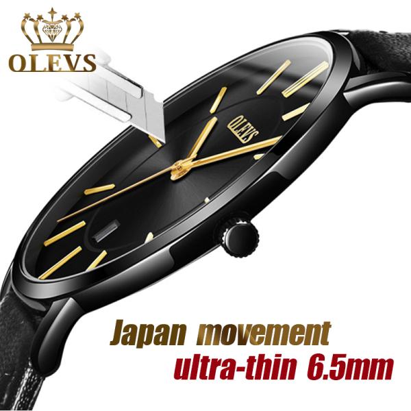 Nơi bán Đồng hồ đeo tay phiên bản cao cấp chất liệu thạch anh dành cho nam thiết kế tinh kế mảnh OLEVS