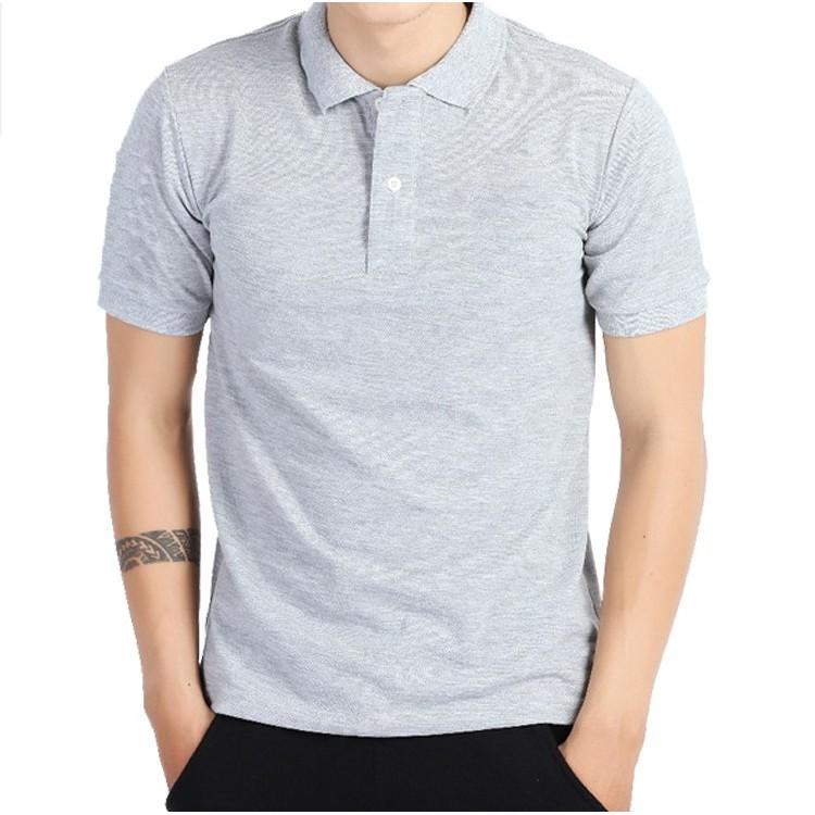 Áo phông nam cổ bẻ tay ngắn cao cấp : Chất thun cá sấu cotton 100% co giãn 4 chiều cực mềm mịn mát (ACB)