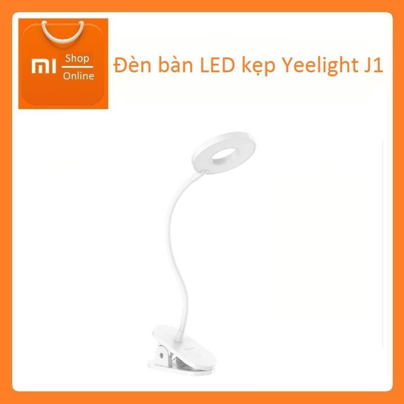 Đèn kẹp bàn Yeelight LED J1 (5W, Pin 1500mAh, ~40h)