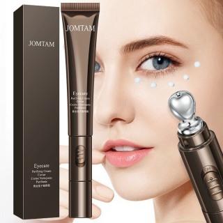NuNa - [Tặng kẹp bấm mi] Kem dưỡng mắt có đầu massage 20ml- Cải thiện nếp nhăn quanh mắt thumbnail