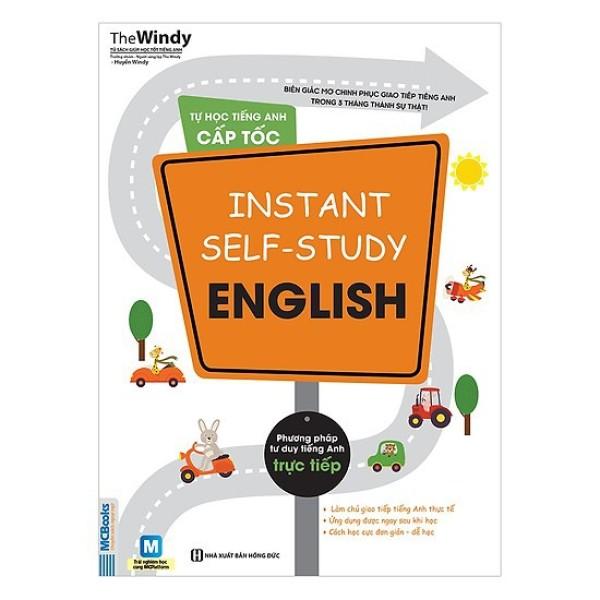Sách - Tự Học Tiếng Anh Cấp Tốc - Instant Self Study English