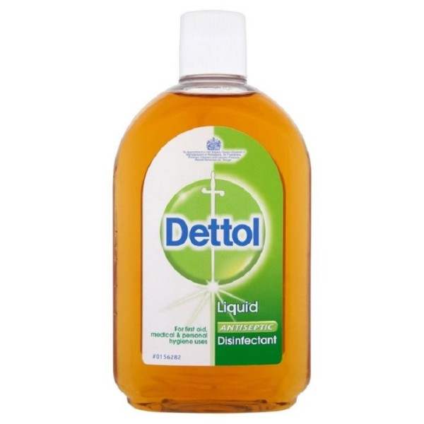 Dung dịch sát khuẩn Dettol 500ml Made in indonesia
