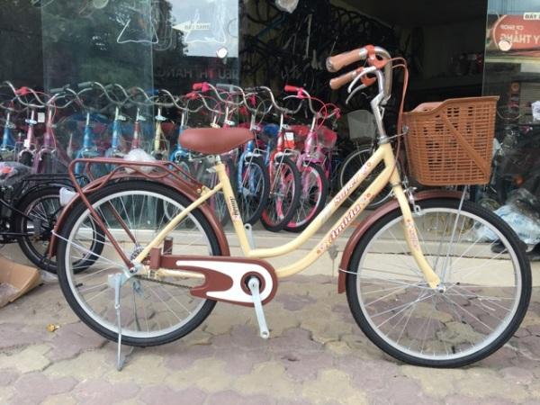 Mua Xe đạp mini nữ Amida 24-26inch Việt Nam