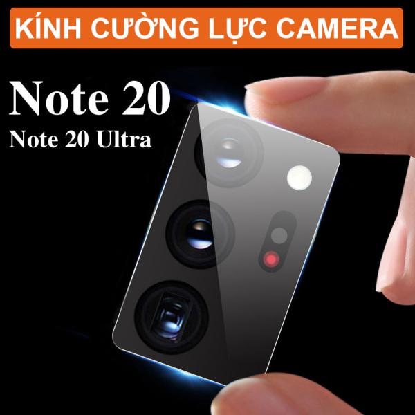 Miếng dán Samsung Note 20 Note 20 Ultra kính cường lực camera trong suốt bảo vệ