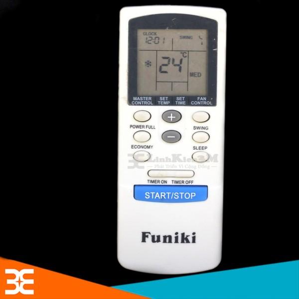 Điều khiển điều hoà Funiki