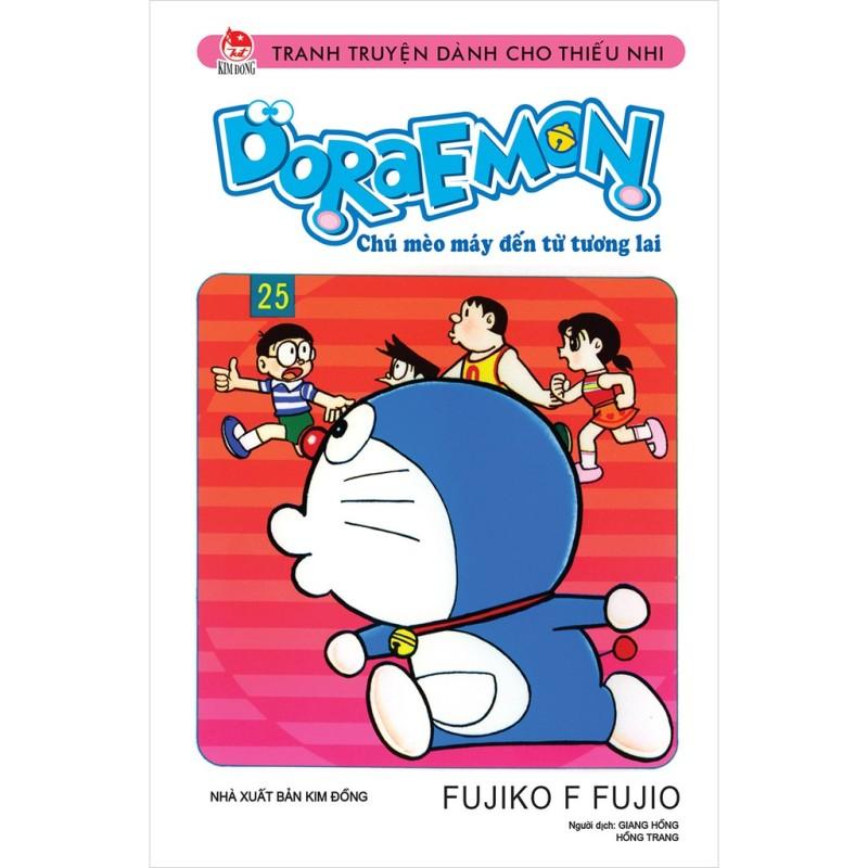Sách - Doraemon Truyện Ngắn - Tập 25