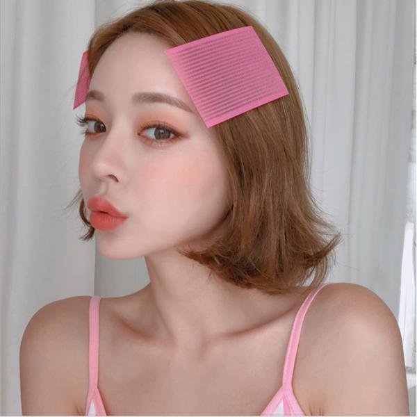 [Có sẵn] Miếng dán tóc mái (dùng khi make up, skincare) nhiều kiểu dáng tiện lợi