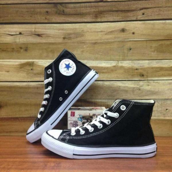 giày Nam sneaker cao cổ classic