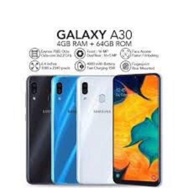 Điện thoại Samsung Galaxy A30 Ram 4GB/64GB - Hàng chính hãng