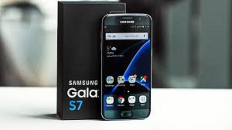 Samsung Galaxy S7 Đen Mới_ Full
