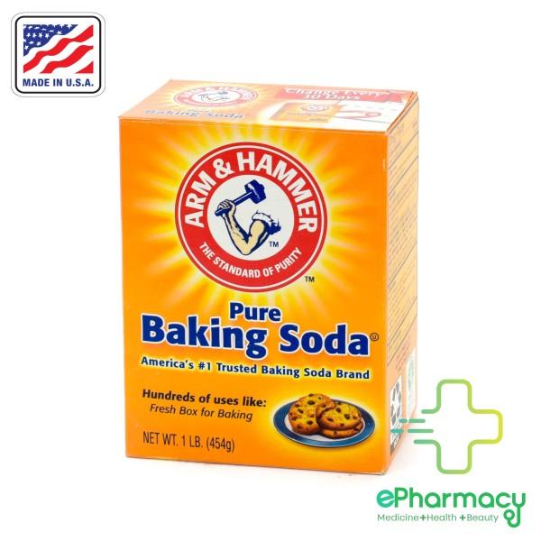 Baking Soda - Bột Baking Soda đa công dụng 454g - Nhập khẩu từ Mỹ giá rẻ