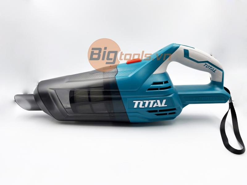 Máy hút bụi dùng pin 20V Total TVLI2001 (không kèm pin sạc)