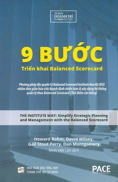 9 Bước Triển Khai Balanced Scorecard
