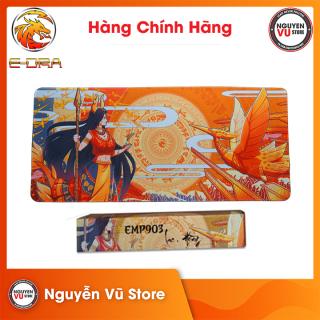 Bàn di chuột E-Dra EMP903 Lạc hồng (900 x 400 x 5mm) - Hàng Chính Hãng thumbnail