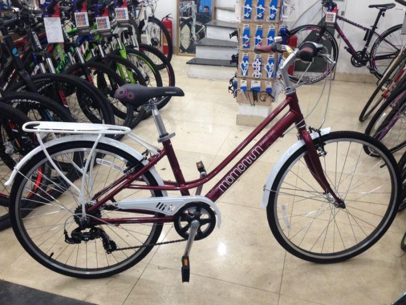 Phân phối Xe đạp thành phố GIANT INEED 1500 2019