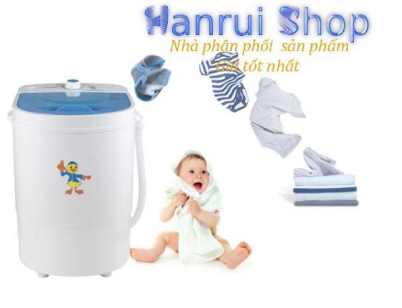 Bảng giá Hanrui Shop Máy giặt mini gia đình nhỏ, sinh viên 2019 - 4.5 Lít có chức năng vắt khô Điện máy Pico