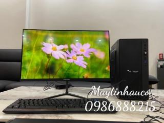 [MUA 1 TẶNG 4 - DUY NHẤT HÔM NAY]Bộ Máy Tính Để Bàn Dell Optiplex ( Core i7-2600 8gb SSD 120GB + 500GB) Và Màn Hình 19 inch - Hàng Nhập Khẩu thumbnail