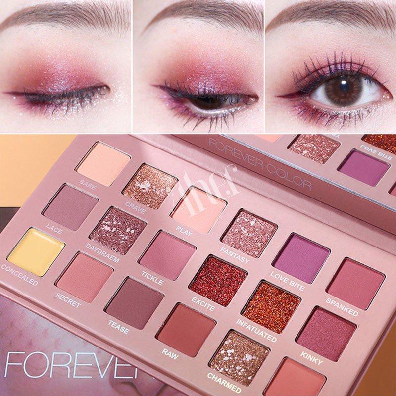Bảng Màu Mắt Beauty NUDE New Eyeshadow Pallet Hot Deal 12-12