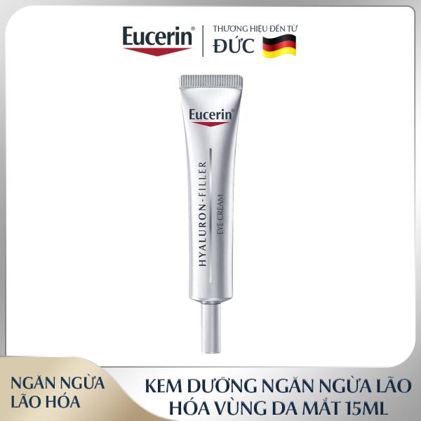 Kem Dưỡng Ngăn Ngừa Lão Hóa Vùng Da Mắt Eucerin Anti-Age Hyaluron Filler Eye Treatment 15ml
