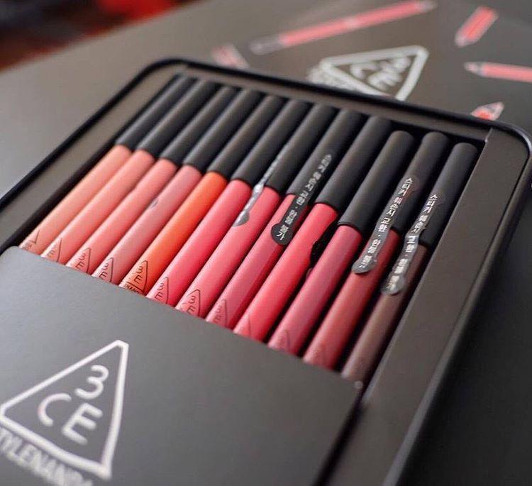 Set Son Bút Chì Drawing Lip Pen Kit 12 Cây tốt nhất