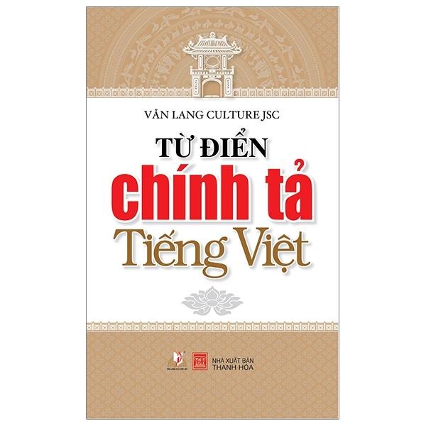 Fahasa - Từ Điển Chính Tả Tiếng Việt (Vl)