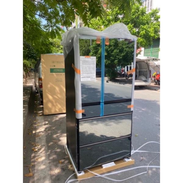 [Nhập ELJAN11 giảm 10% tối đa 200k đơn từ 99k]Tủ lạnh Hitachi R-WX74K date 2020 tủ lạnh nhật tủ lạnh nội địa nhật sản phẩm tốt chất lượng cao cam kết như hình độ bền cao