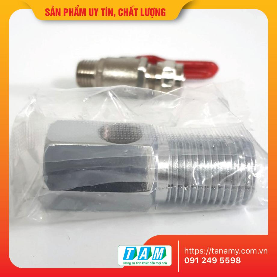 """Bộ """"Khẩu khóa chia dây 10"""" máy lọc nước có tác dụng nối đường nước đầu vào cấp nước cho máy lọc hoặc thiết bị có đường nước đầu vào dây phi 10"""