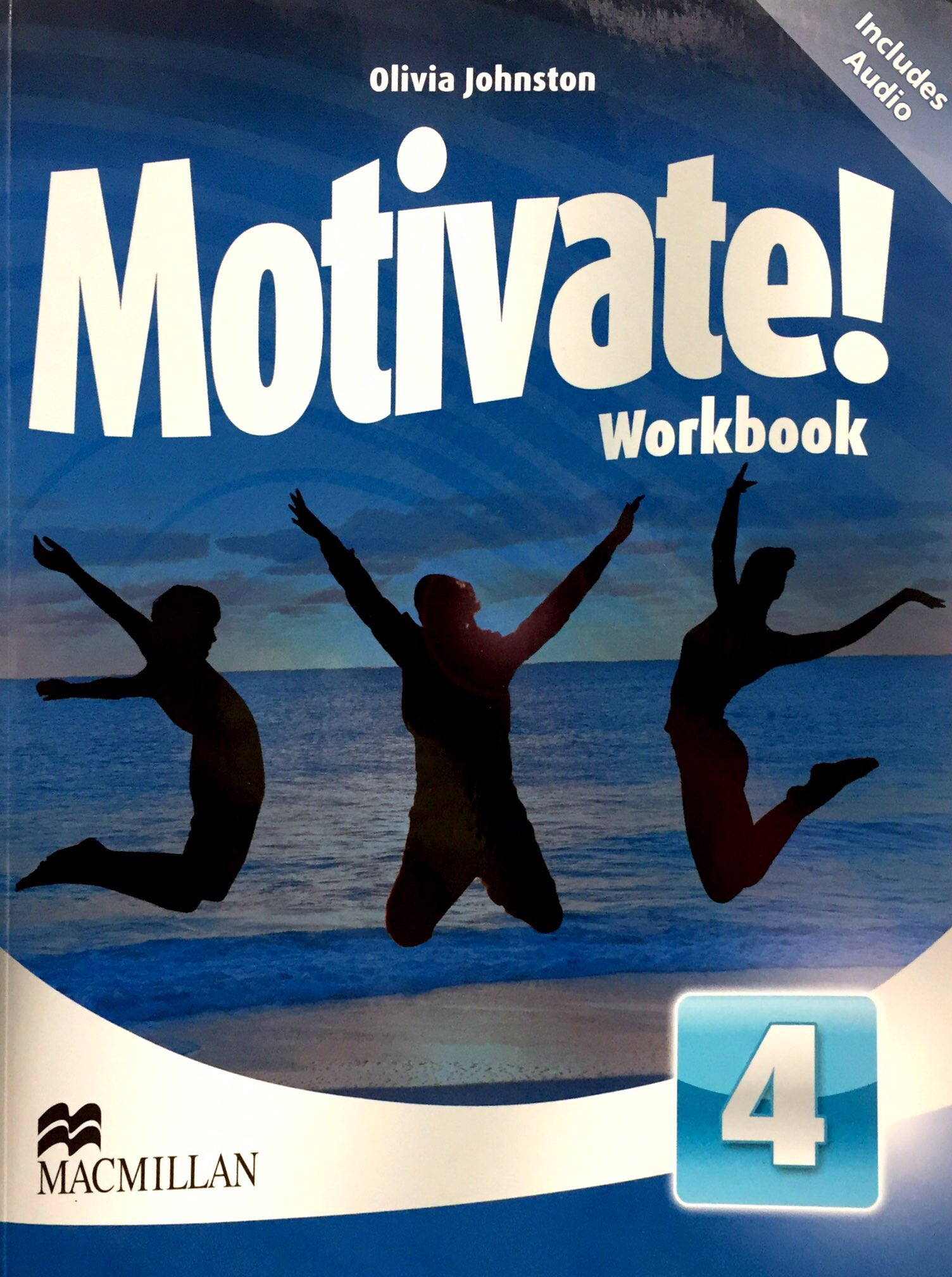 Fahasa - Motivate! 4 Wb & Audio Cd