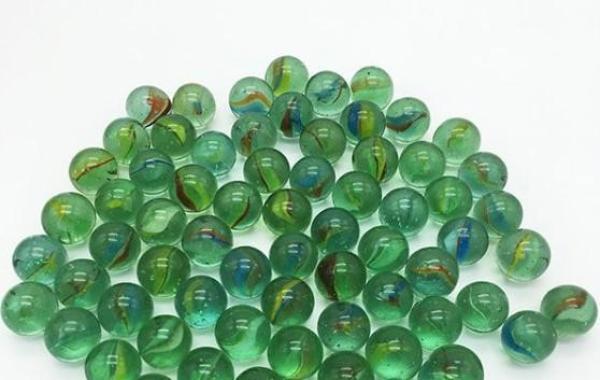 Bộ 70 viên bi ve màu nhỡ size 1.6 cm bằng thủy tinh(nhiều màu)