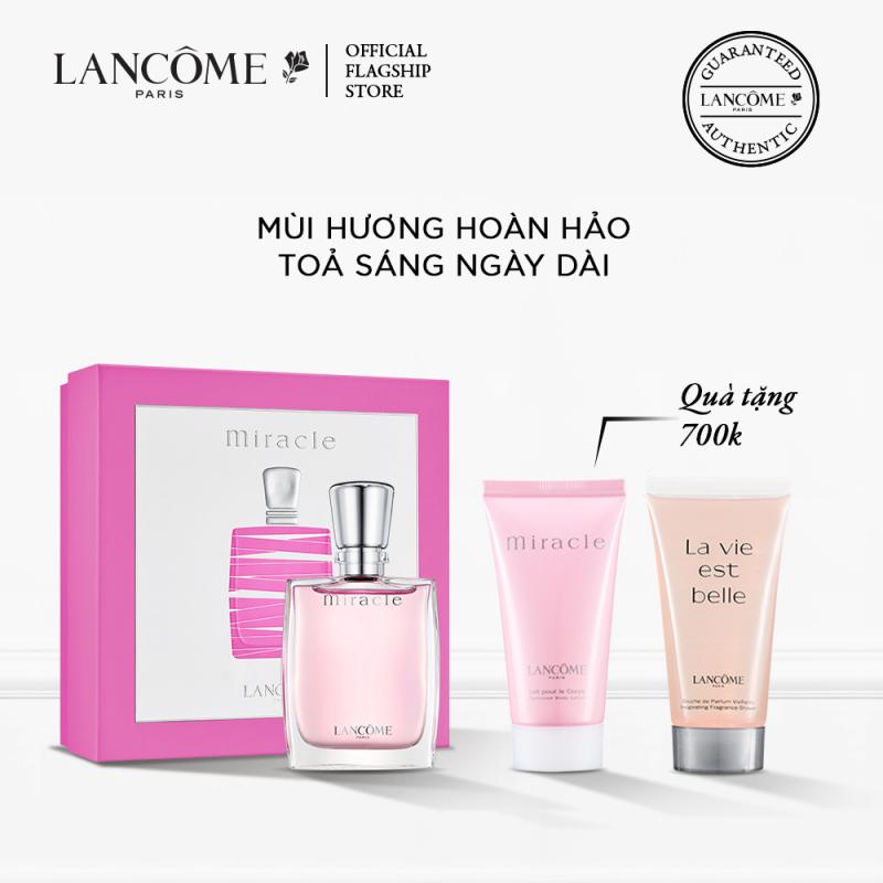 Nước hoa Lancôme Miracle Eau De Parfum 30ml nhập khẩu