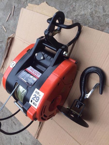 Máy tời điện mini S250 ( tời nhanh)