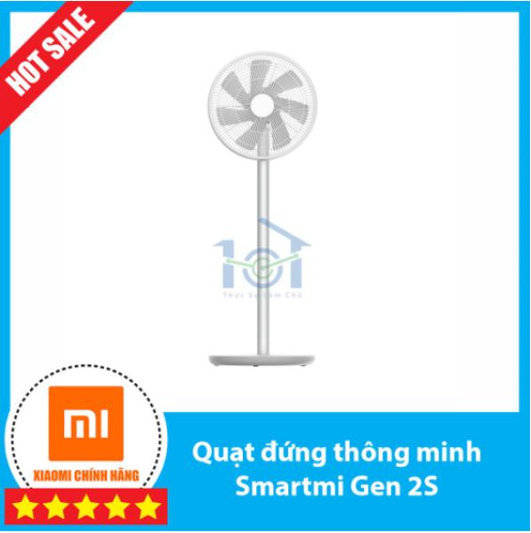 Quạt cây thông minh Xiaomi Smart Mi Gen 2 quốc tế - có pin dự phòng