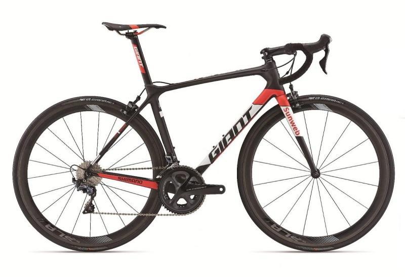 Phân phối Xe đạp đua TCR ADV PRO TEAM 2019 full carbon