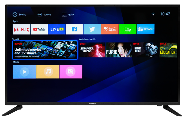 Bảng giá Tivi - Skyworth 4K Smart TV 50 inch 50UB5100