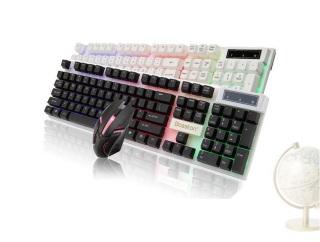 Bộ bàn phím giả cơ và chuột Led Bosston 8310 , combo chuột bàn phím game , bàn phím chơi game , chuột game , ban phim chuot , ban phim , gaming , ban phim co, chuot led , ban phim led thumbnail